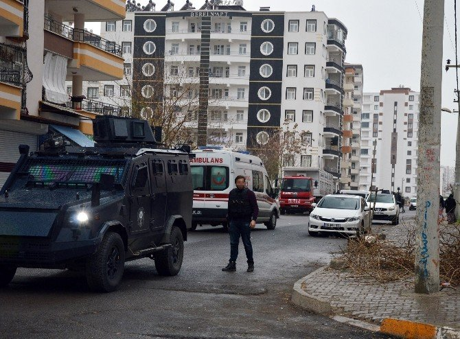 Diyarbakır'da Hücre Evi Operasyonu