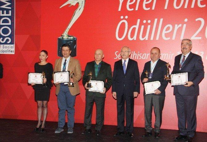 Döşemealtı'nın Dögem Projesi Ödüllendirildi