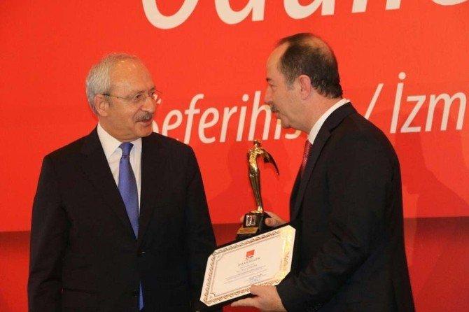 Edirne Belediyesi'ne Bilim Ve Tarih Ödülü