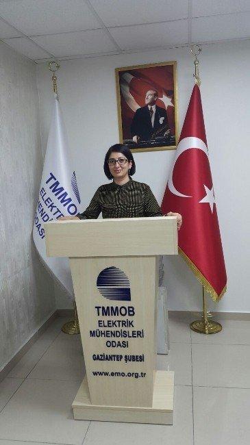 Elektrik Mühendisleri Odası Başkanı İslim Arıkan'dan Teröre Kınama