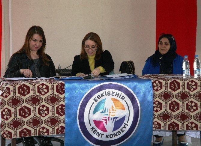 Eskişehir Kent Konseyi, Kaymaz Mahalle Meclisini Kurdu