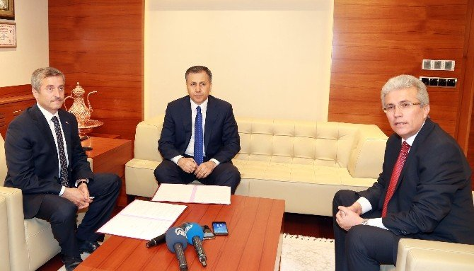 Şahinbey Belediyesi İle Valilik Arasında Çanakkale Protokolü
