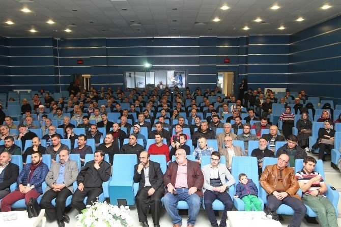 Gebze'de Kur'an'ı Kerim Sevgisi Anlatıldı