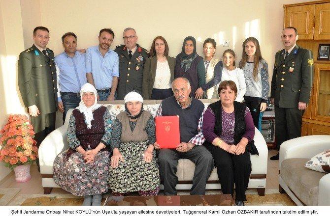 Genelkurmay 81 İlden Şehit Ailelerini Ağırlayacak