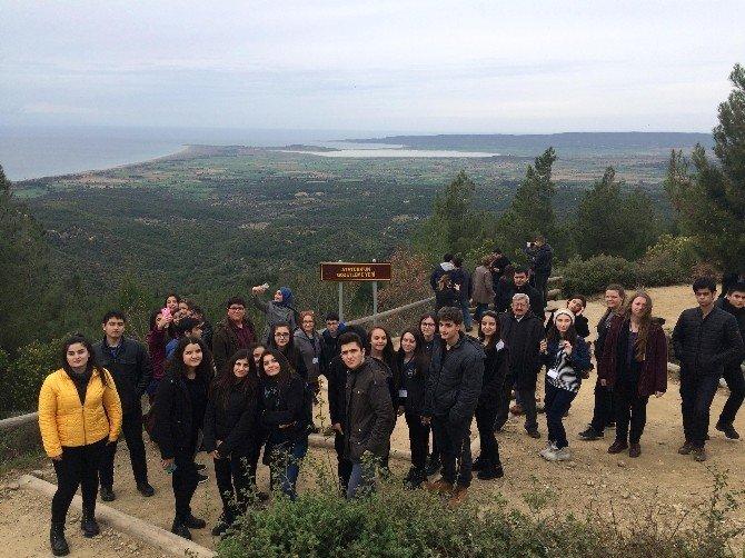 Karşıyaka'nın Gençleri Çanakkale Ruhunu Yaşadı