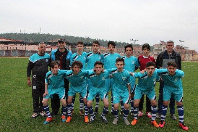 Bilecik U-15 Gençler Ligi Şampiyonu Bilecik İl Özel İdarespor Oldu