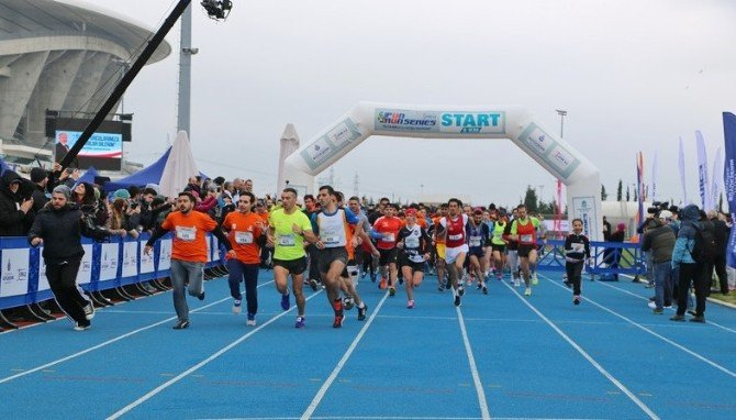 """Fun Run Series"" Başakşehir'den Start Aldı"