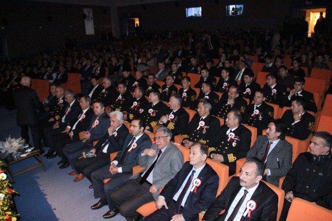 Kdz. Ereğli'de Mehmet Akif Ersoy'u Anma Töreni