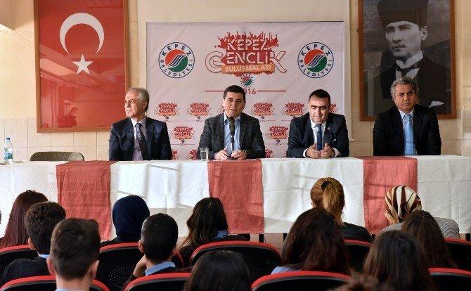 Kepez'de Gençlik Buluşmaları