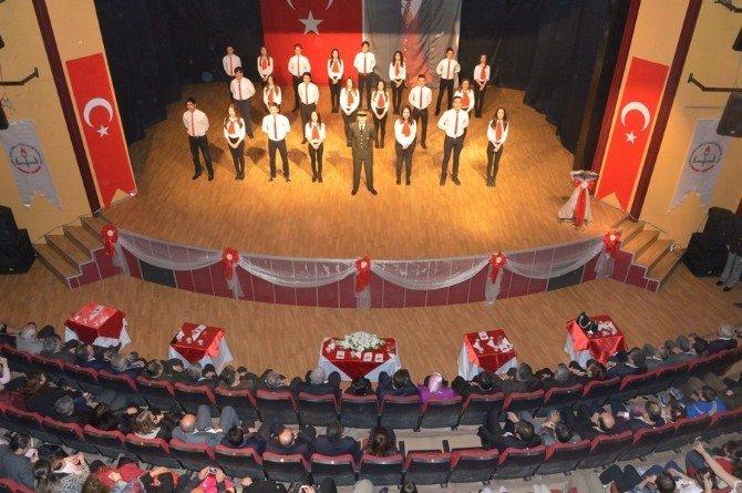 Kırklareli'de İstiklal Marşı'nın Kabulü Ve Mehmet Akif Ersoy'u Anma Programı