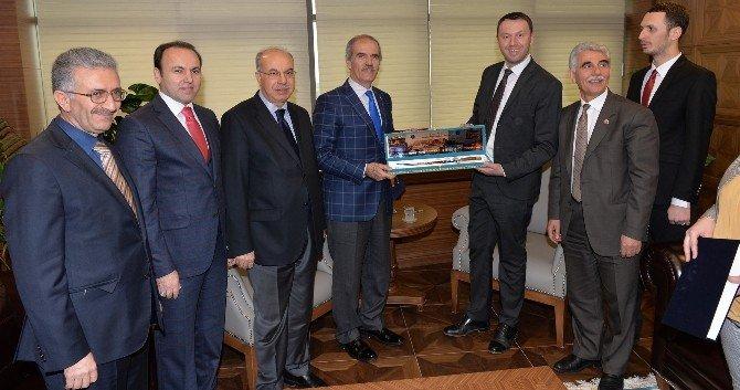 BUSMEK Kosovalıları İş Sahibi Yapacak
