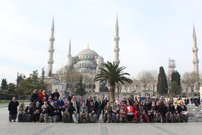Sarıcakaya Belediyesi Kültür Gezilerini Sürdürüyor