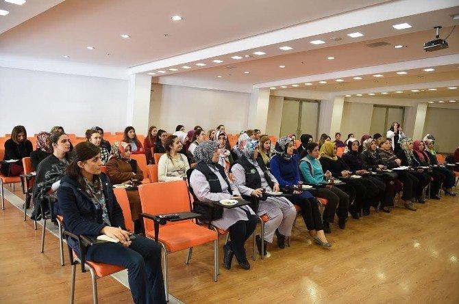 Kadın Personellere, Kanser Ve Kanserde Korunma Eğitimi Verildi