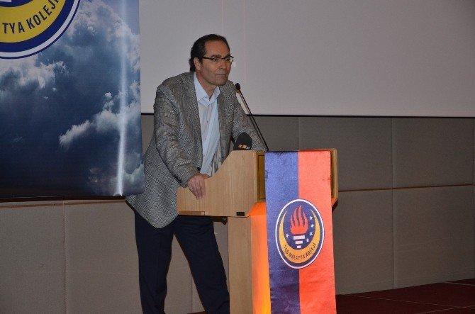 TED Malatya Koleji Vizyon Toplantısı Gerçekleştirdi