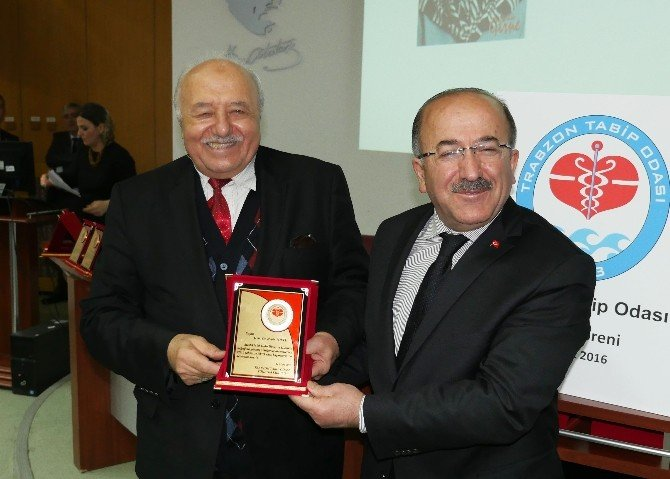 Trabzon'da Tıp Bayramı Kutlamaları