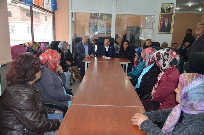 """AK Partili Aydemir: """"Bunların Genleri Bozuk"""""""