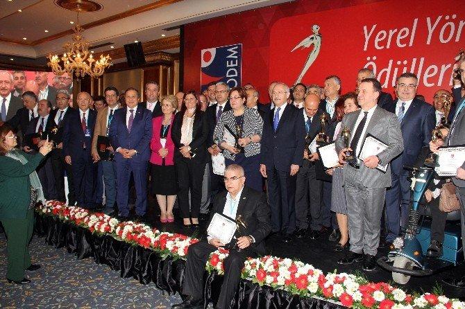 SODEM'den Sivil Toplum Merkezi'ne Ödül