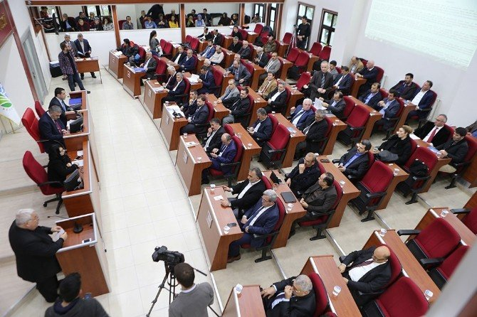 Sakarya Büyükşehir Belediyesi Mart Ayı Meclis Toplantısı Gerçekleşti