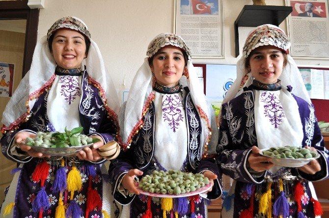 Silifke'de 1. Çağla Ve Kültür Şenlikleri
