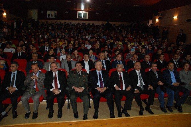 Silifke'de İstiklal Marşı'nın Kabulü'nün 95. Yıldönümü Etkinliği
