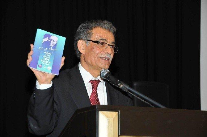 Akşehir'de Mehmet Akif Ersoy Paneli