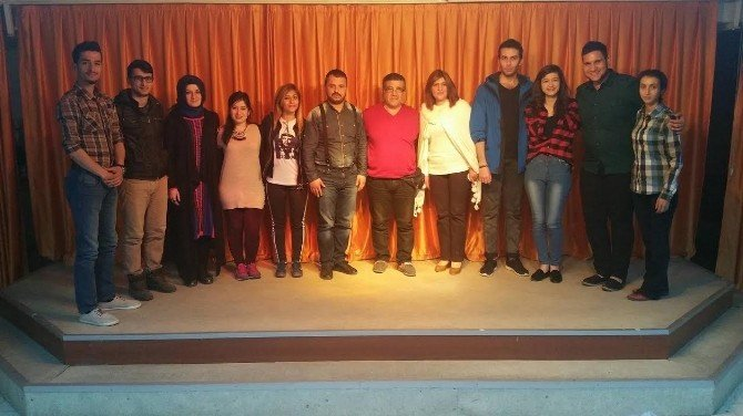 Tiyatrocu Metin Karaman, Yeni Projelerini Malatya'da Sergileyecek
