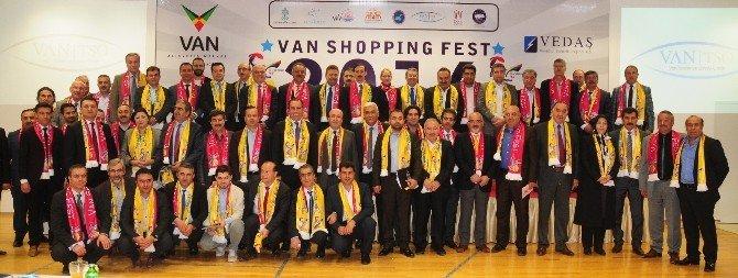 Van Shopping Fest Tanıtım Toplantısı Yapıldı