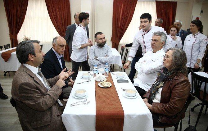 600 Yıllık Osmanlı Saray Mutfağı Canlanıyor