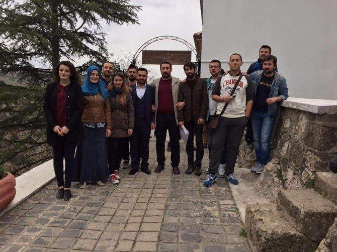 Bilecik'te Balkan Rüzgarı Esti