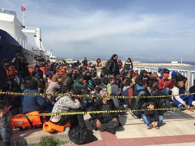Ege'de 15 Günde 4 Bin 471 Mülteci Yakalandı, 29 Kişi Hayatını Kaybetti