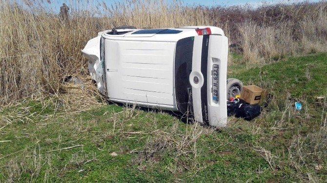 Adıyaman'da Kaza: 1 Ölü, 2 Yaralı