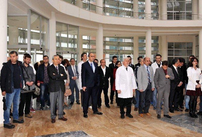 ADÜ Tıp Fakültesi Morfoloji Binası Hizmete Açıldı