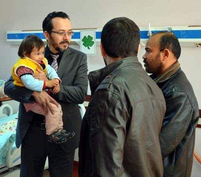 Afgan Bebek ADÜ'de Hayata Tutundu