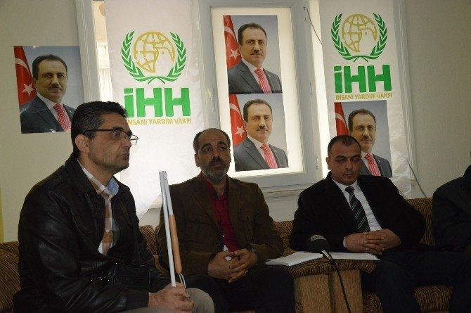 Yazıcıoğlu Anısına Bayır-bucak Türkmenlerine Yardım