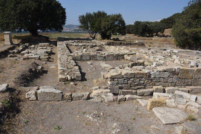 Kyme Antik Kenti İçin Tanıtım Atağı
