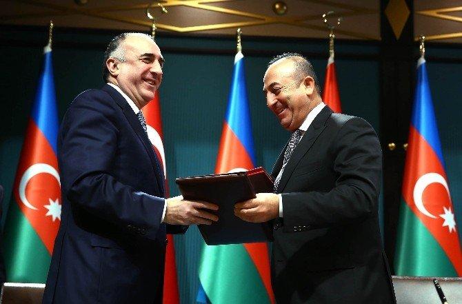 Türkiye İle Azerbaycan Arasında 6 Anlaşma İmzalandı