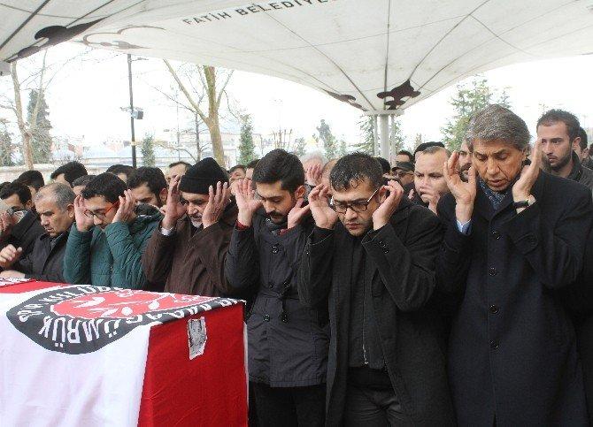 Terör Saldırısında Hayatını Kaybeden Mehmet Alan Son Yolculuğuna Uğurlandı