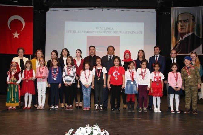'İstiklal Marşını En Güzel Okuma' Etkinliği