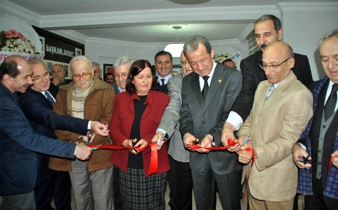 Aydın Tabip Odası, Tıp Bayramı'nda Yeni Hizmet Bürosunu Açtı