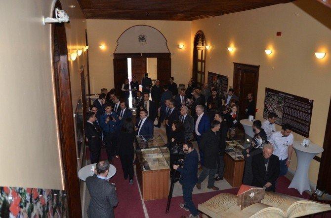 'Kentin Müzesi Tarihin Sesi' Projesi Tanıtım Toplantısı