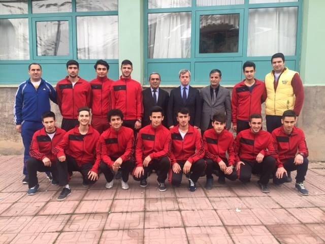 Bitlis'in Sporu Masaya Yatırıldı