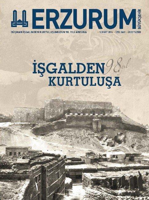 Büyükşehir'den 12 Mart'a Özel Dergi