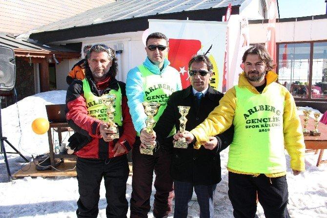 '2.Erciyes Medya Cup' Yapıldı