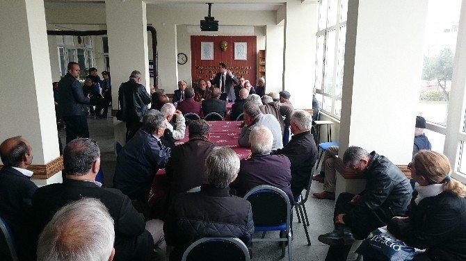 CHP Aydın Milletvekili Hüseyin Yıldız'dan Söke Ziyareti