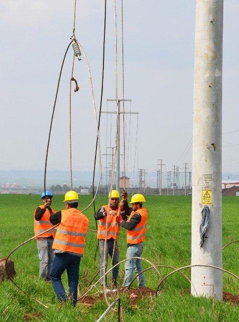 Dicle EDAŞ'tan Diyarbakır'a 4.1 Milyonluk Yeni Hat
