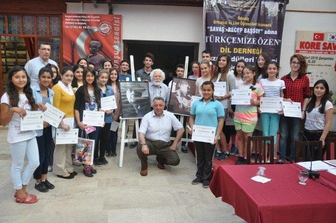 Ödemiş'te 4. Dil Ödülleri İçin Çalışmalar Başladı