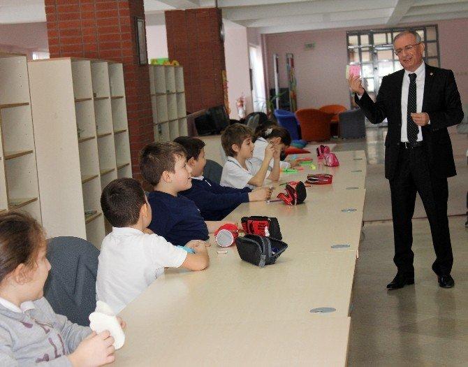Marmara Eğitim Kurumları İlk Ve Ortaokul Müdürü Bölük: ''Sosyal Aktiviteler Öğrencilere Özgüven Aşılıyor''