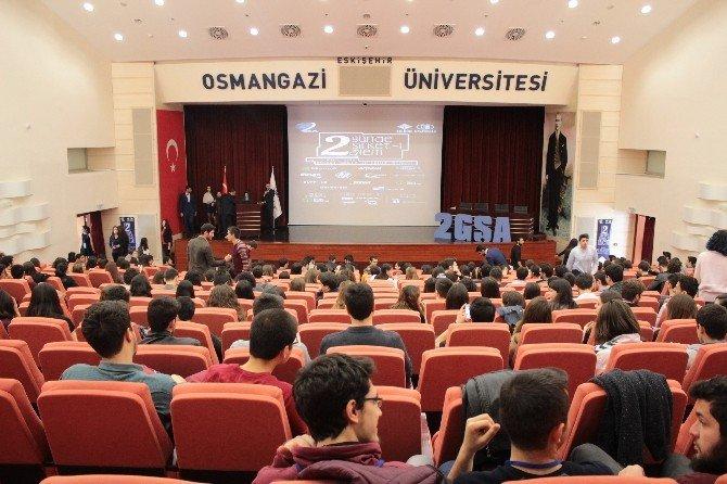 """Üniversite Öğrencileri """"2 Günde Şirket-i Alem'16"""" Etkinliğinde Buluştu"""