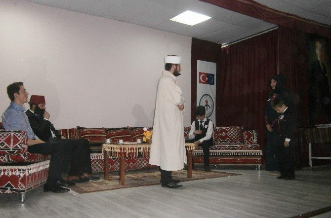 """Bolvadin'de """"İstiklal Marşının Kabulü Ve Mehmet Akif Ersoy""""u Anma Etkinliği"""