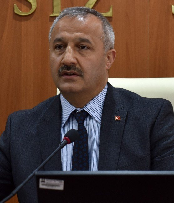 Erzurum Büyükşehir Belediye Meclisi Terörü Kınadı